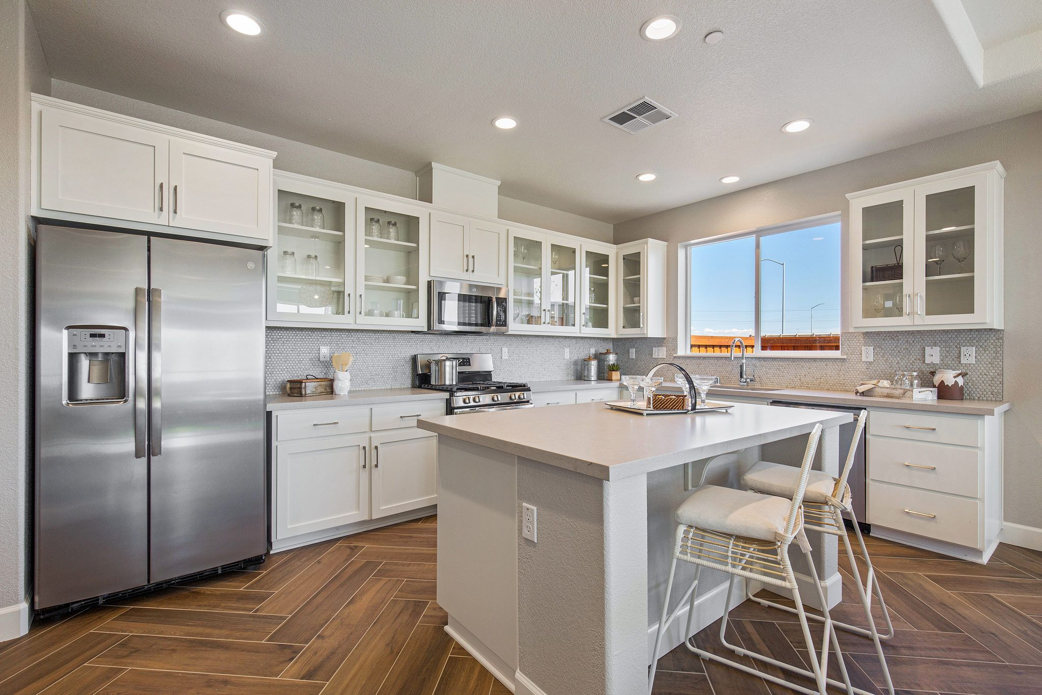 Kitchen featured in the Alcott By Seeno Homes in Vallejo-Napa, CA