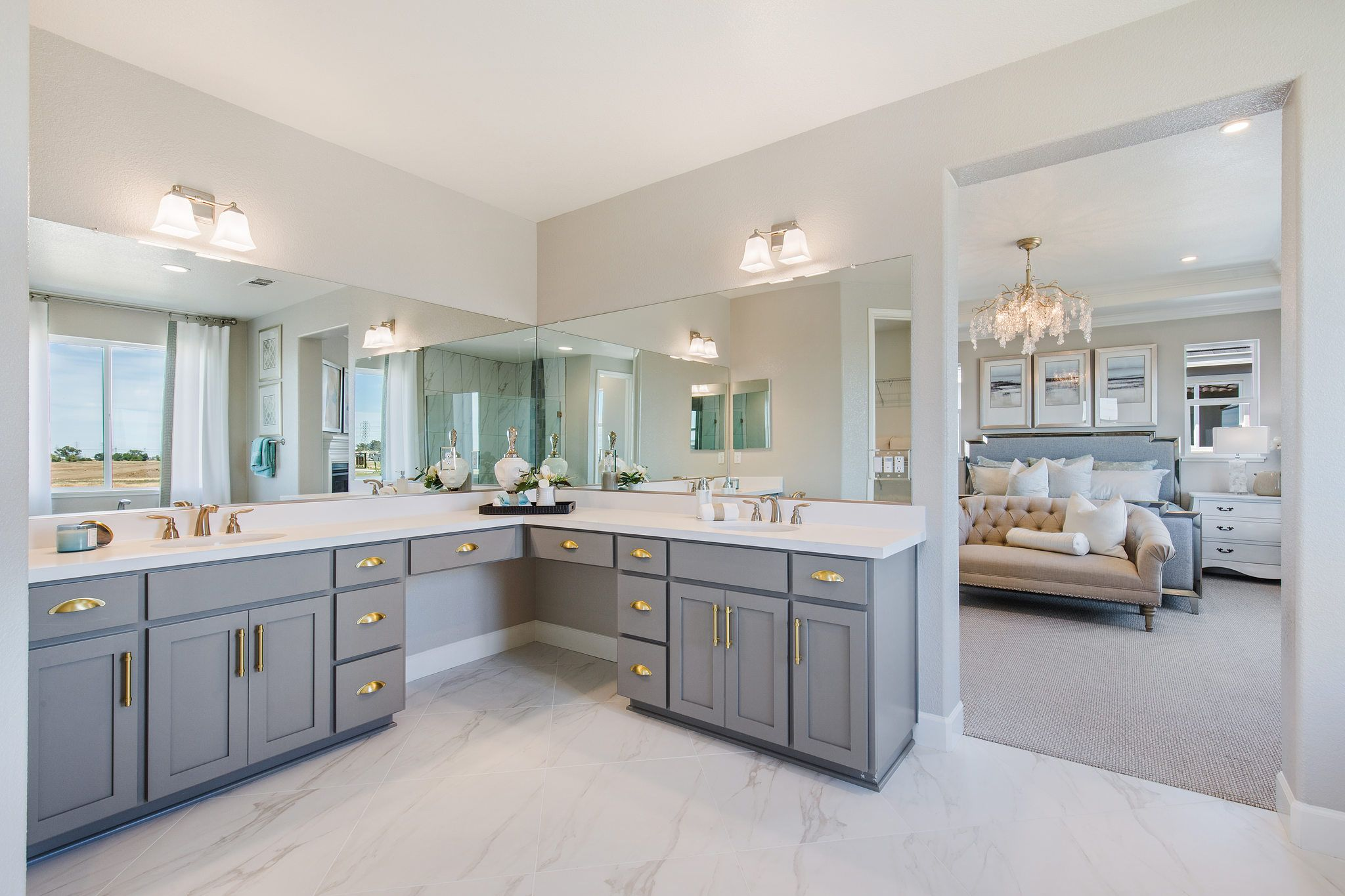 Kitchen featured in the Cabral By Seeno Homes in Vallejo-Napa, CA