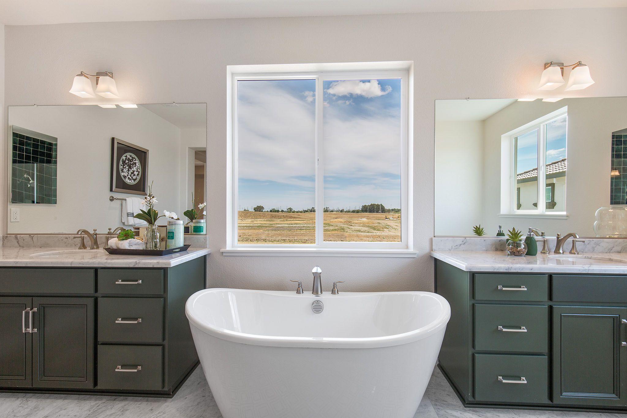 Bathroom featured in the Dalton By Seeno Homes in Vallejo-Napa, CA