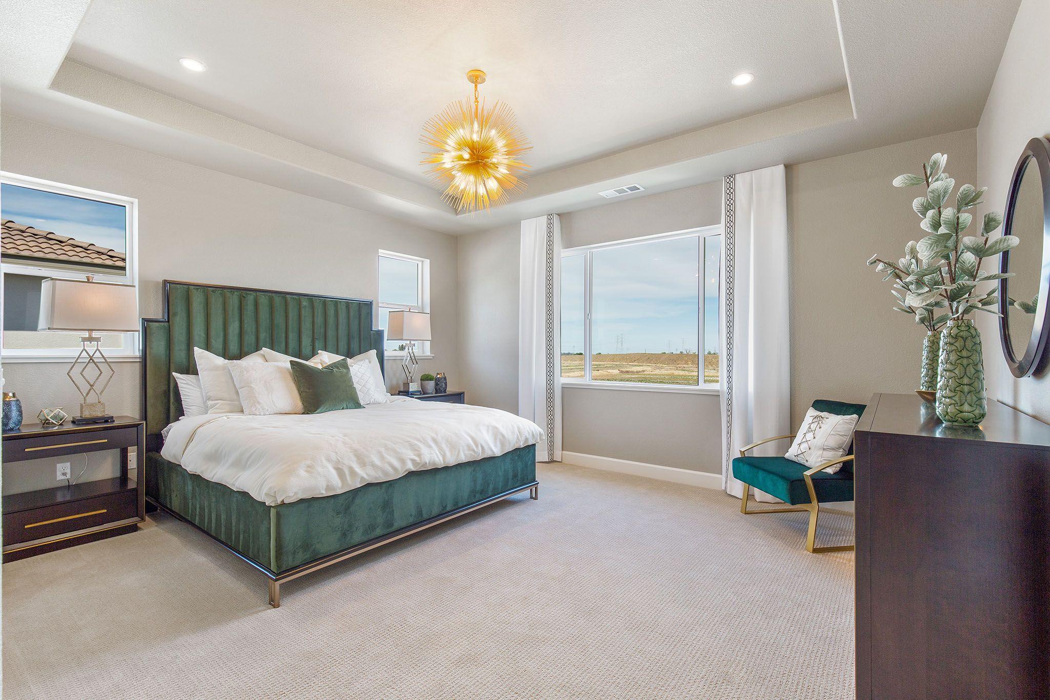 Bedroom featured in the Dalton By Seeno Homes in Vallejo-Napa, CA