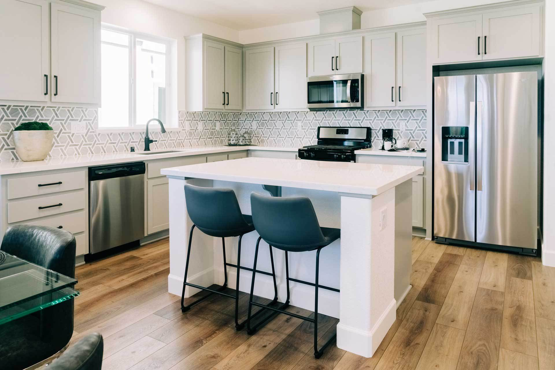 Kitchen featured in the Aiden By Seeno Homes in Oakland-Alameda, CA