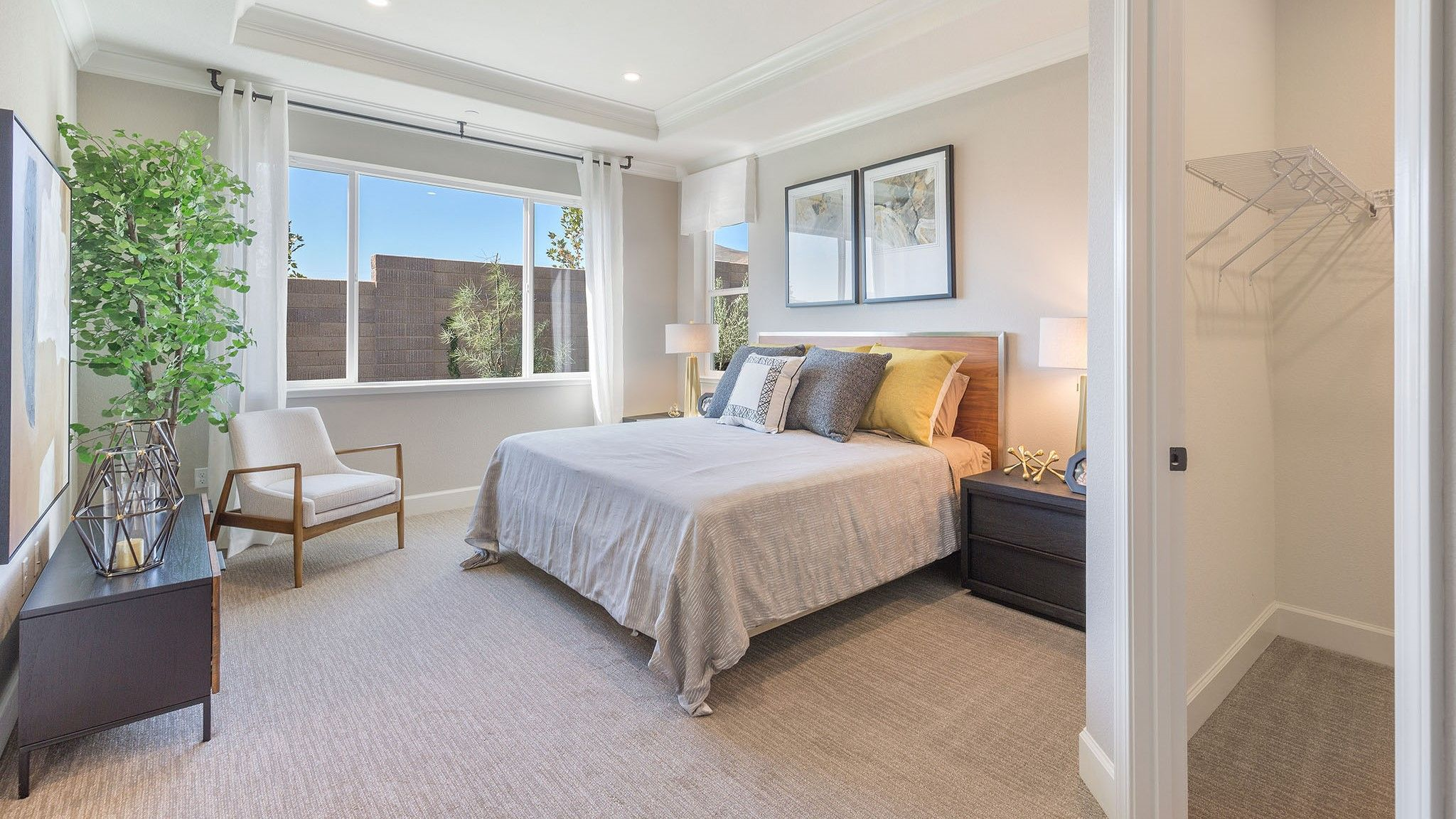 Bedroom featured in the Adley By Seeno Homes in Vallejo-Napa, CA