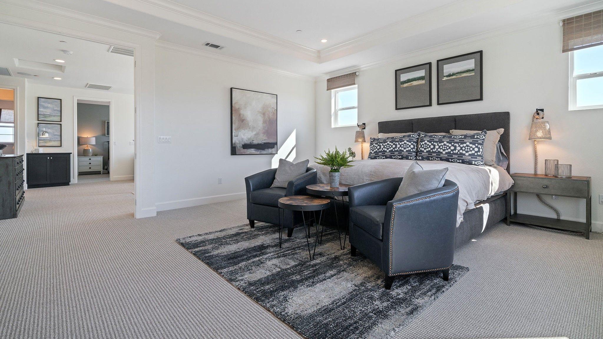 Bedroom featured in the Barton By Seeno Homes in Vallejo-Napa, CA