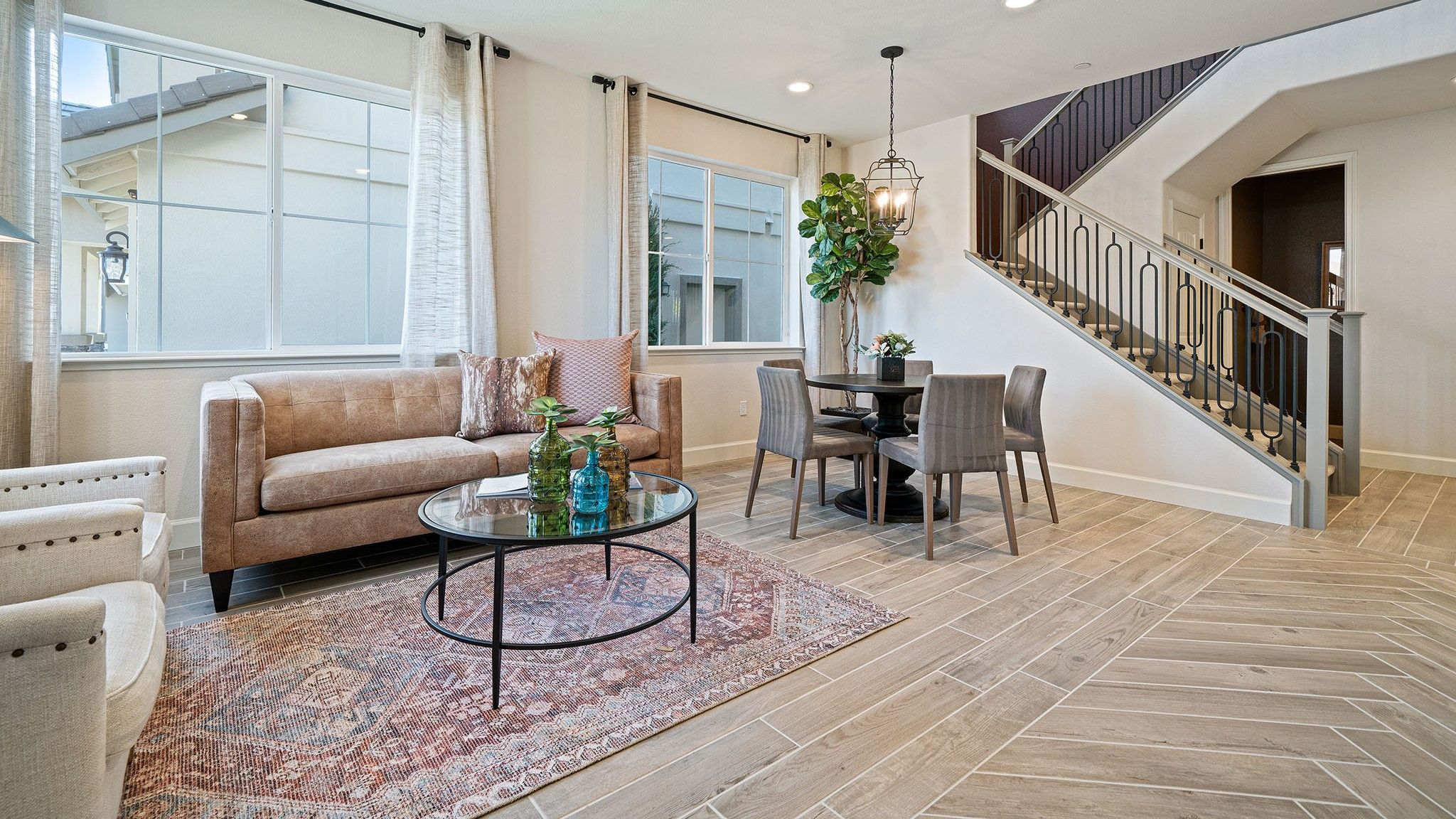 Living Area featured in the Drake By Seeno Homes in Vallejo-Napa, CA