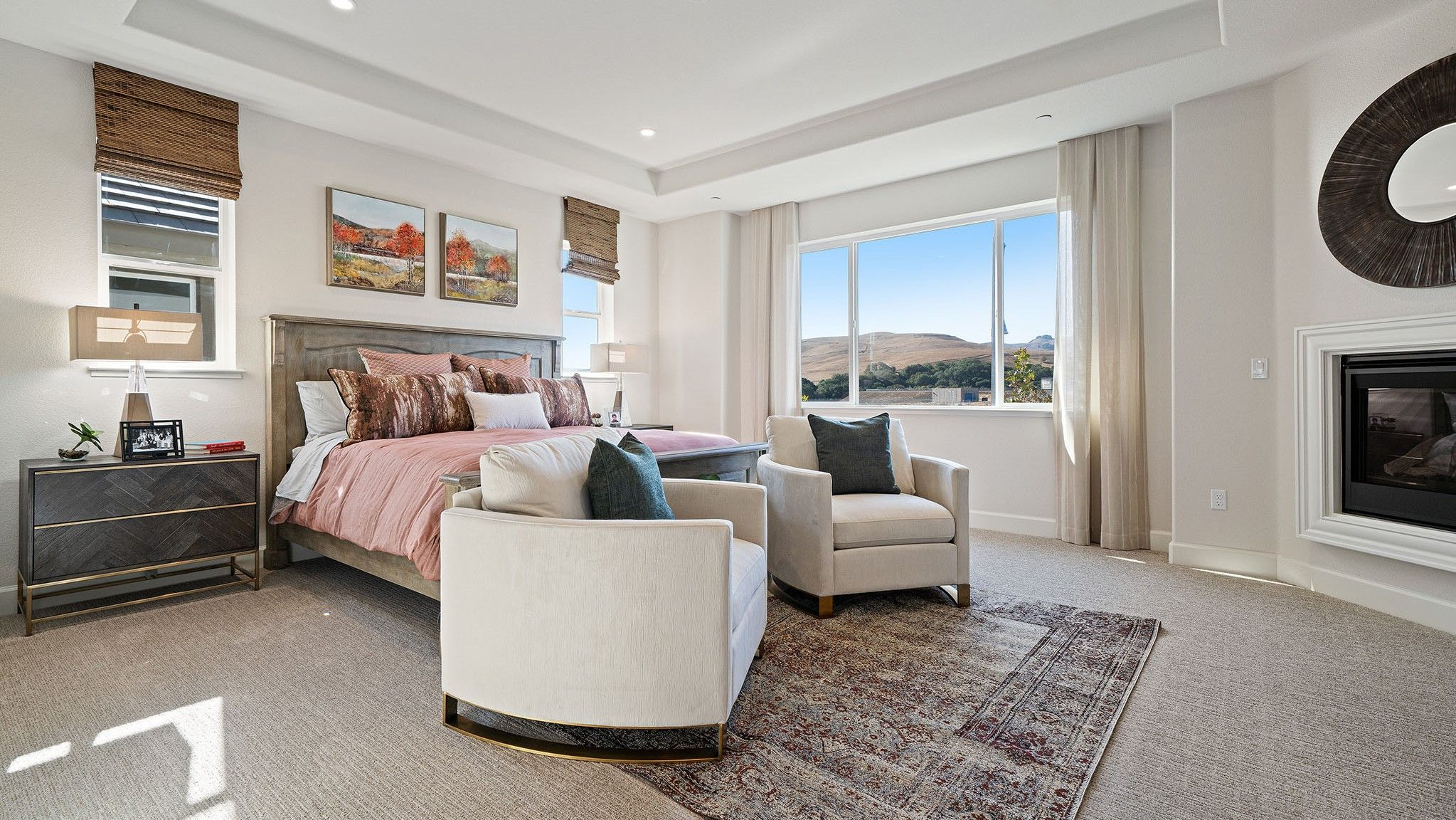 Bedroom featured in the Drake By Seeno Homes in Vallejo-Napa, CA