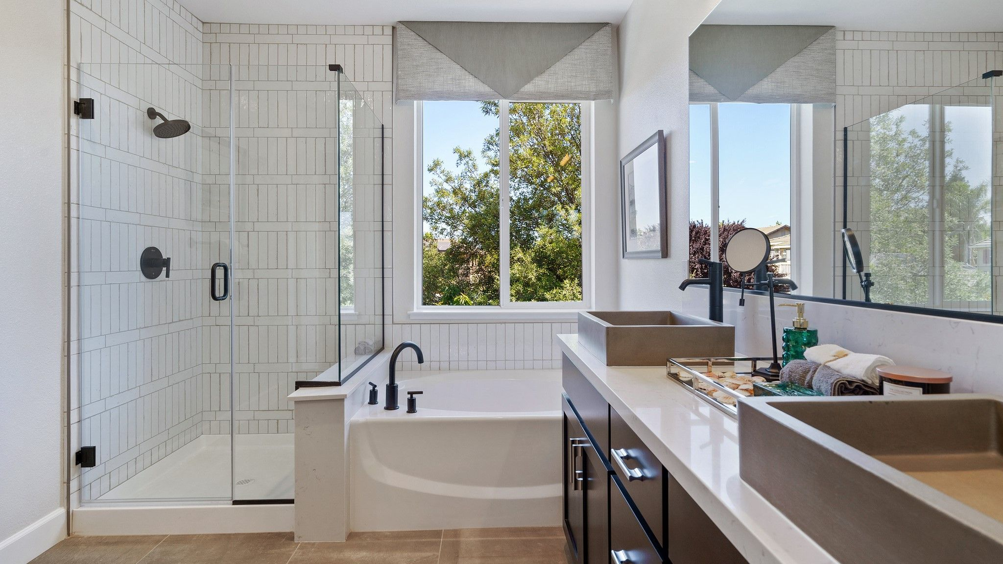 Bathroom featured in the Arroyo By Seeno Homes in Sacramento, CA
