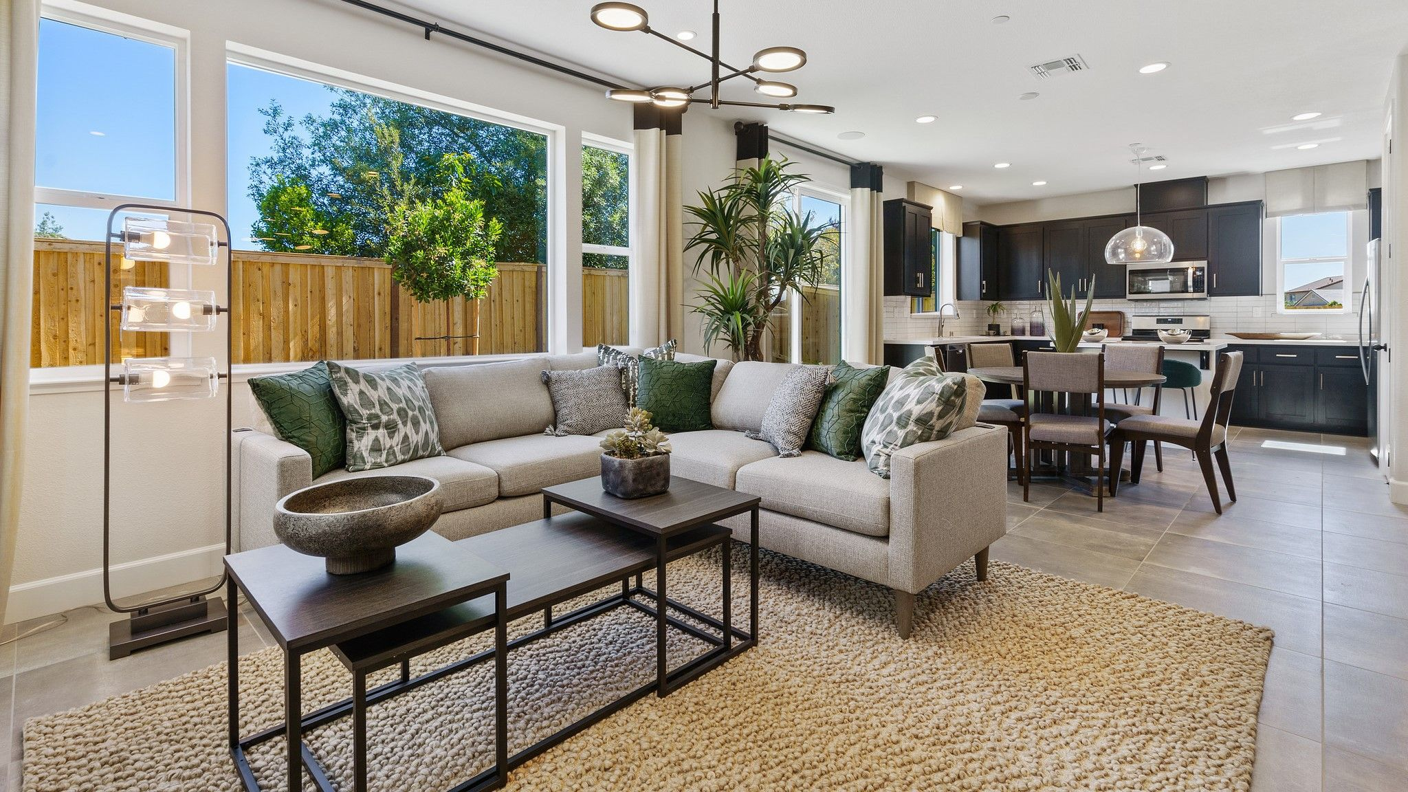 Living Area featured in the Arroyo By Seeno Homes in Sacramento, CA