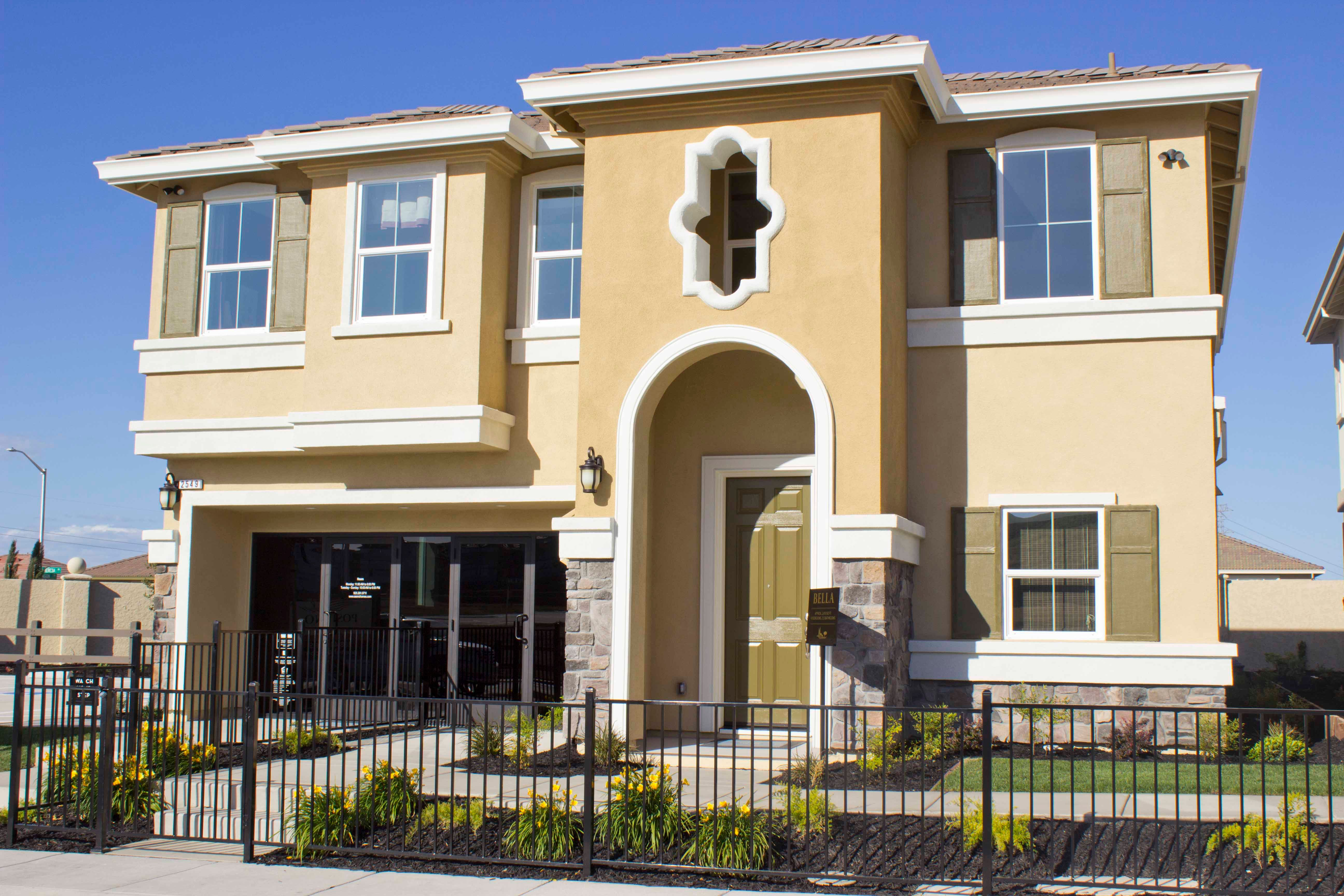 Exterior featured in the Bella By Seeno Homes in Oakland-Alameda, CA