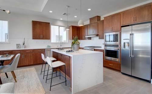 Kitchen-in-Aldridge-at-Avondale at North Village-in-Vacaville