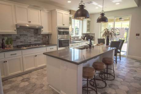 Kitchen-in-Adler-at-Reserve at Serenade-in-Fairfield