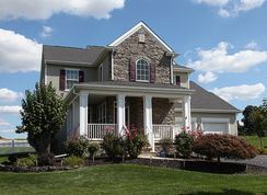 Plan 1 Traditional Series - Riverview Estates: Easton, Pennsylvania - Segal & Morel