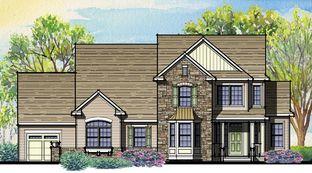 Plan 7a Traditional Easy Living Series - Riverview Estates: Easton, Pennsylvania - Segal & Morel