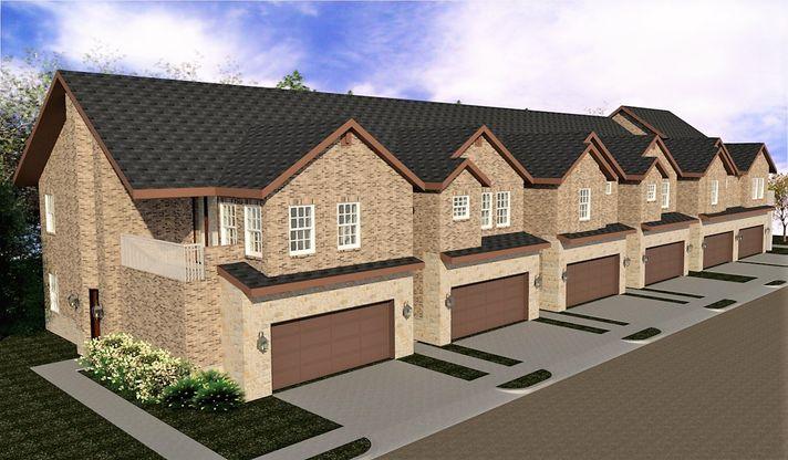 Serene Living At Bunker Hill in Sachse, TX, New Homes & Floor Plans ...