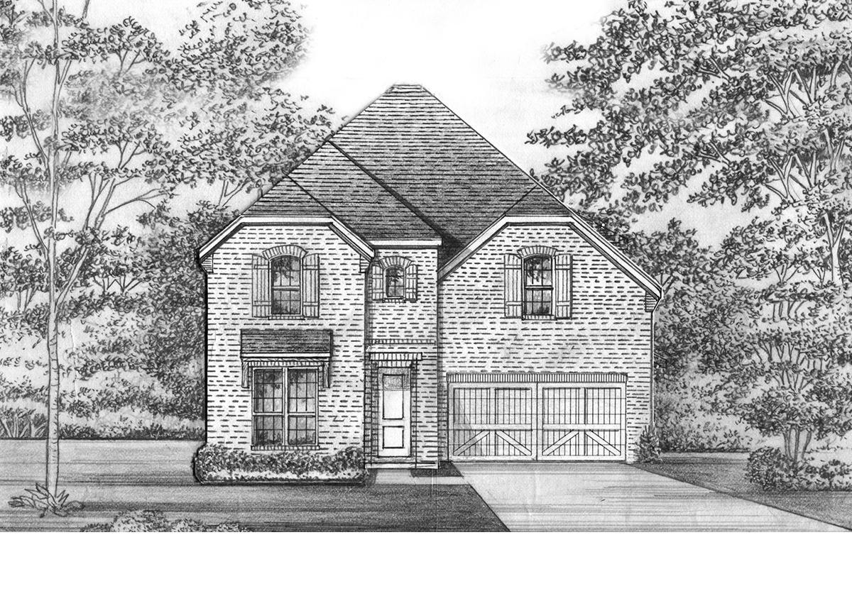 New construction homes and floor plans in rowlett tx for New home source dfw