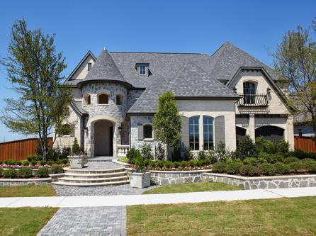 Edgestone At Legacy By Shaddock Homes In Dallas Texas
