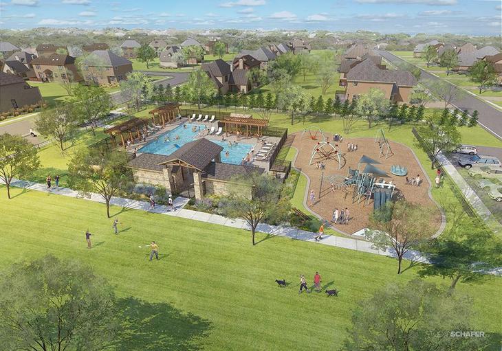 Estates At Rockhill Amenity Center-SML