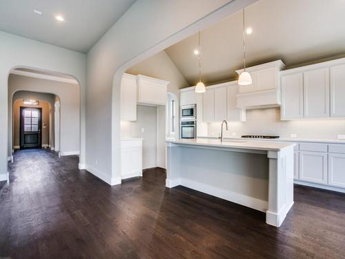 Kitchen-in-1617 Port Millstone Trail-at-Inspiration-in-Wylie