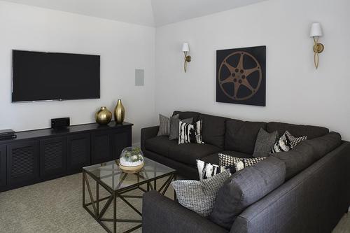 Media-Room-in-SH 6410-at-Light Farms - 70' Lots-in-Celina
