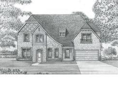 Boerne - SH 6210 - Edgestone at Legacy: Frisco, Texas - Shaddock Homes