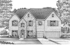 Cleburne - SH 6418 - Edgestone at Legacy: Frisco, Texas - Shaddock Homes