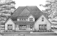 Canton - SH 6311 - Whitestone Estates: Parker, Texas - Shaddock Homes