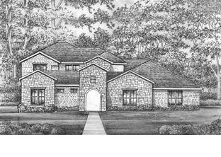 Ingram - 7413 PR - King's Crossing: Parker, Texas - Shaddock Homes