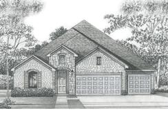 Pittsburg - SH 5410 - Inspiration: Wylie, Texas - Shaddock Homes