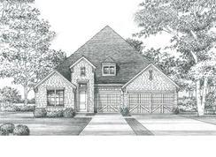 Bowie - SH 5412 - Inspiration: Wylie, Texas - Shaddock Homes
