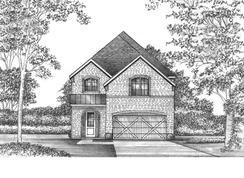 Tatum - SH 3402 - Castle Hills Northpointe: Lewisville, Texas - Shaddock Homes