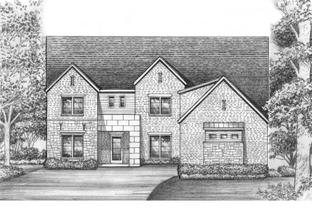 Wimberley - SH 6225 - Edgestone at Legacy: Frisco, Texas - Shaddock Homes