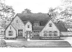Sabine - SH 8316 - King's Crossing: Parker, Texas - Shaddock Homes