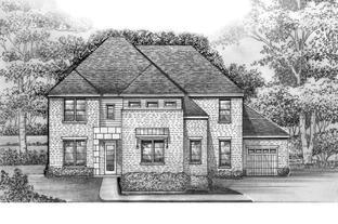 Marshall - SH 6310 - Edgestone at Legacy: Frisco, Texas - Shaddock Homes