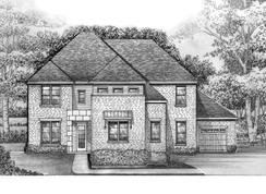 Marshall - SH 6310 - Light Farms - 70' Lots: Celina, Texas - Shaddock Homes