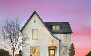 The Village at Twin Creeks by Shaddock Homes in Dallas Texas