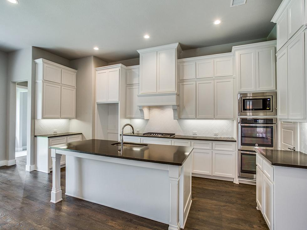 Kitchen featured in the Archer - SH 4433 By Shaddock Homes in Dallas, TX