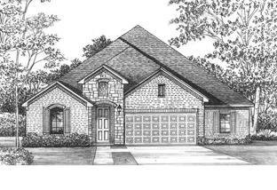 Pittsburg - 5410 PS - Lakewood at Brookhollow - 74' Lots: Prosper, Texas - Shaddock Homes