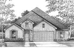 Pittsburg - 5410 PS - Lakes at Legacy: Prosper, Texas - Shaddock Homes