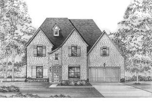 Ames - SH 5254 - Estates at Rockhill - Phase 3: Little Elm, Texas - Shaddock Homes