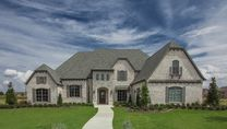 King's Crossing by Shaddock Homes in Dallas Texas