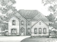 Conroe - SH 5248 - Inspiration: Wylie, Texas - Shaddock Homes
