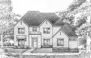 Wimberley - 6225PR - Whitestone Estates: Parker, Texas - Shaddock Homes
