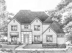 Wimberley - 6225PR - King's Crossing: Parker, Texas - Shaddock Homes
