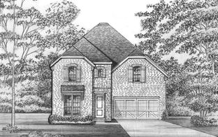 Archer - SH 4433 - Estates at Shaddock Park: Frisco, Texas - Shaddock Homes