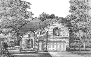 Burnet - SH 4440 - Estates at Shaddock Park: Frisco, Texas - Shaddock Homes