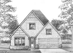 Barton - SH 4441 - Estates at Shaddock Park: Frisco, Texas - Shaddock Homes
