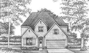 Anson - SH 4437 - Estates at Shaddock Park: Frisco, Texas - Shaddock Homes