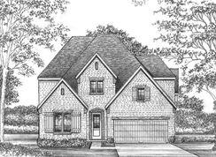 Anson - SH 4437 - Lakes at Legacy: Prosper, Texas - Shaddock Homes
