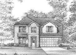 Briar - SH 4454 - Inspiration: Wylie, Texas - Shaddock Homes
