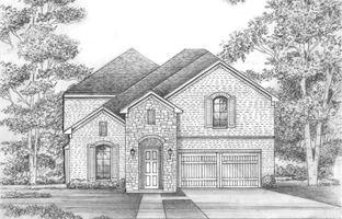 Richmond - SH 4430 - Lakes at Legacy: Prosper, Texas - Shaddock Homes