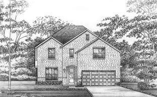 Heath - SH 4452 - Lakewood at Brookhollow - 55' Lots: Prosper, Texas - Shaddock Homes